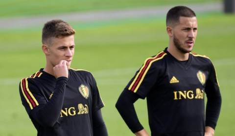 8ba0fb9473c Liverpool Preparing Bid For Thorgan Hazard In January