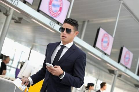 1ca265db3e33 EPL  Arsenal set to sign James Rodriguez in £63million transfer
